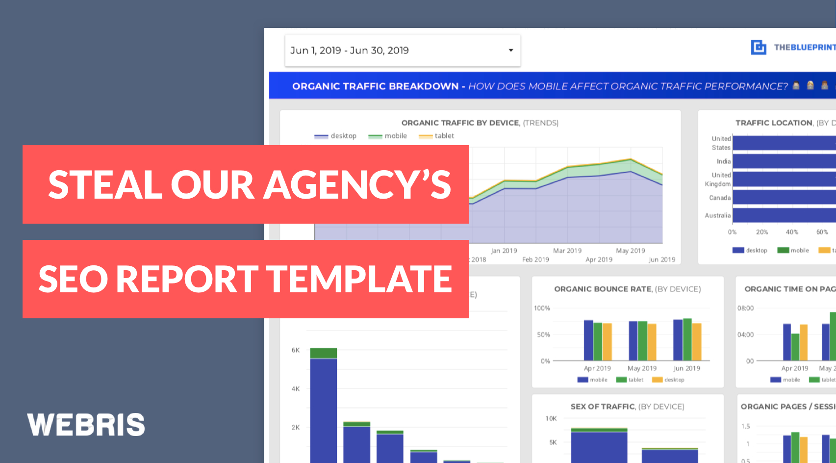 15 Free Seo Report Templates - Use Our Google Data Studio Regarding Seo Report Template Download