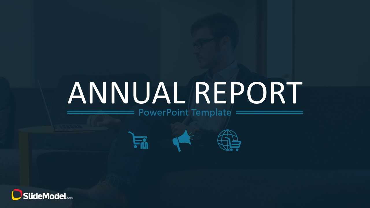 Annual Report Template For Powerpoint Throughout Annual Report Ppt Template