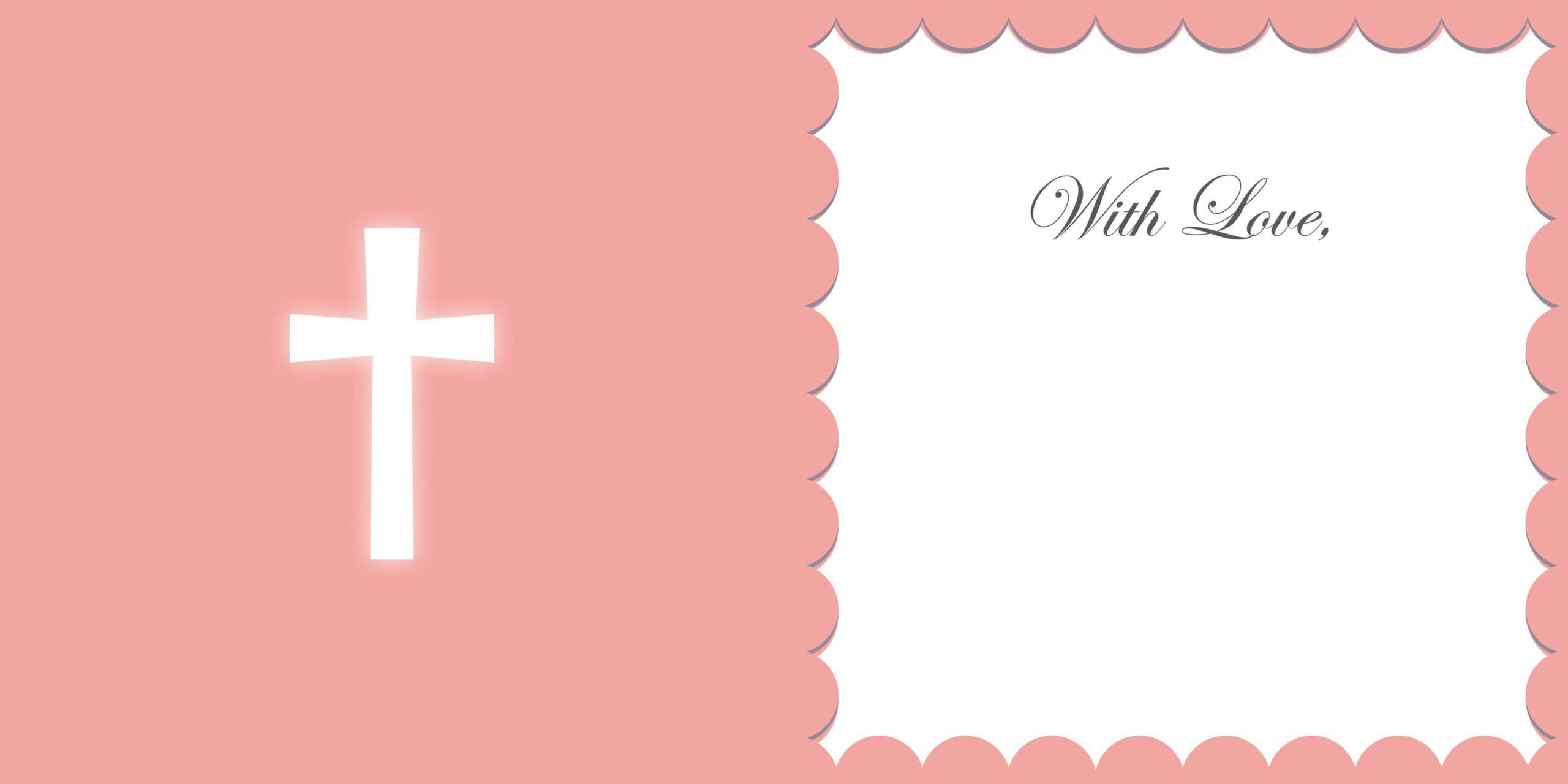 Baptism Invitation Templates Free Download - Calep Intended For Blank Christening Invitation Templates
