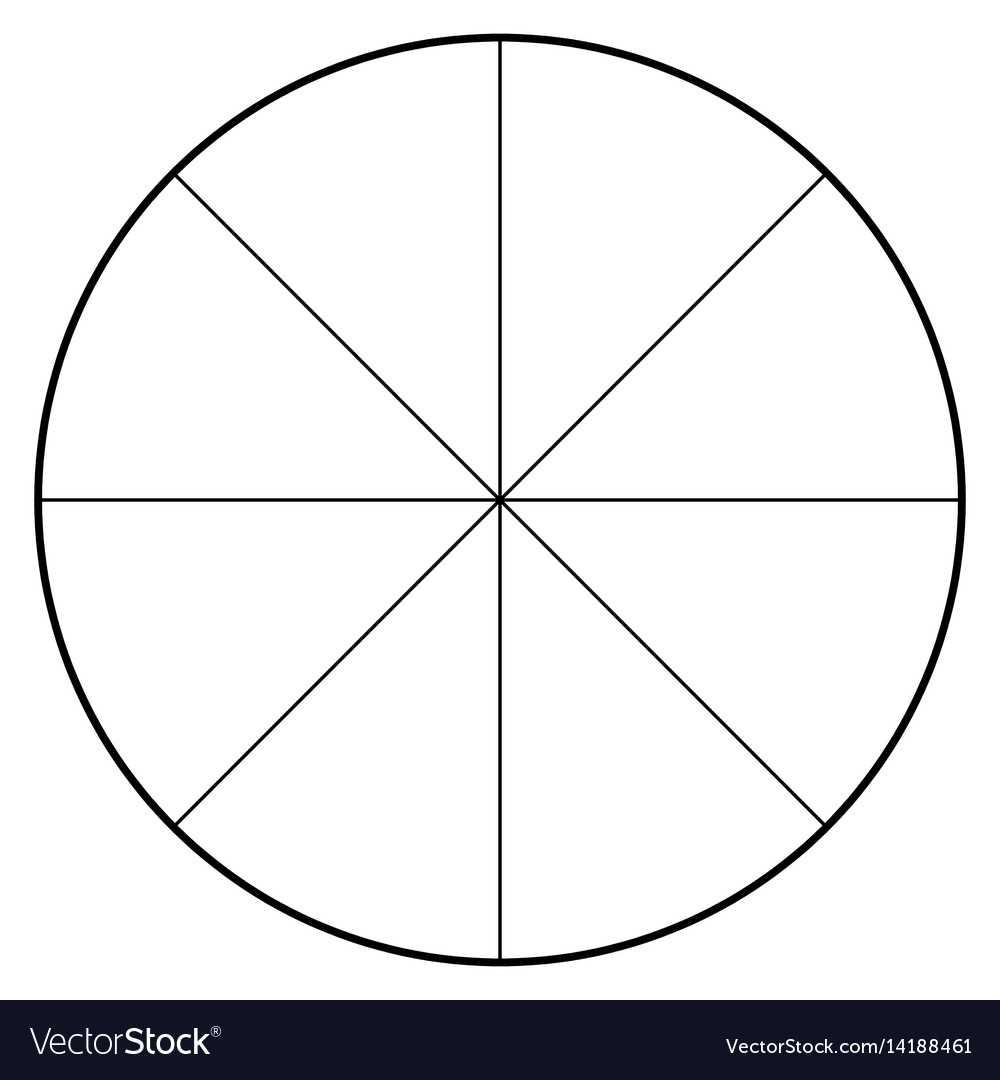 Blank Pie Chart – Dalep.midnightpig.co With Regard To Blank Radar Chart Template