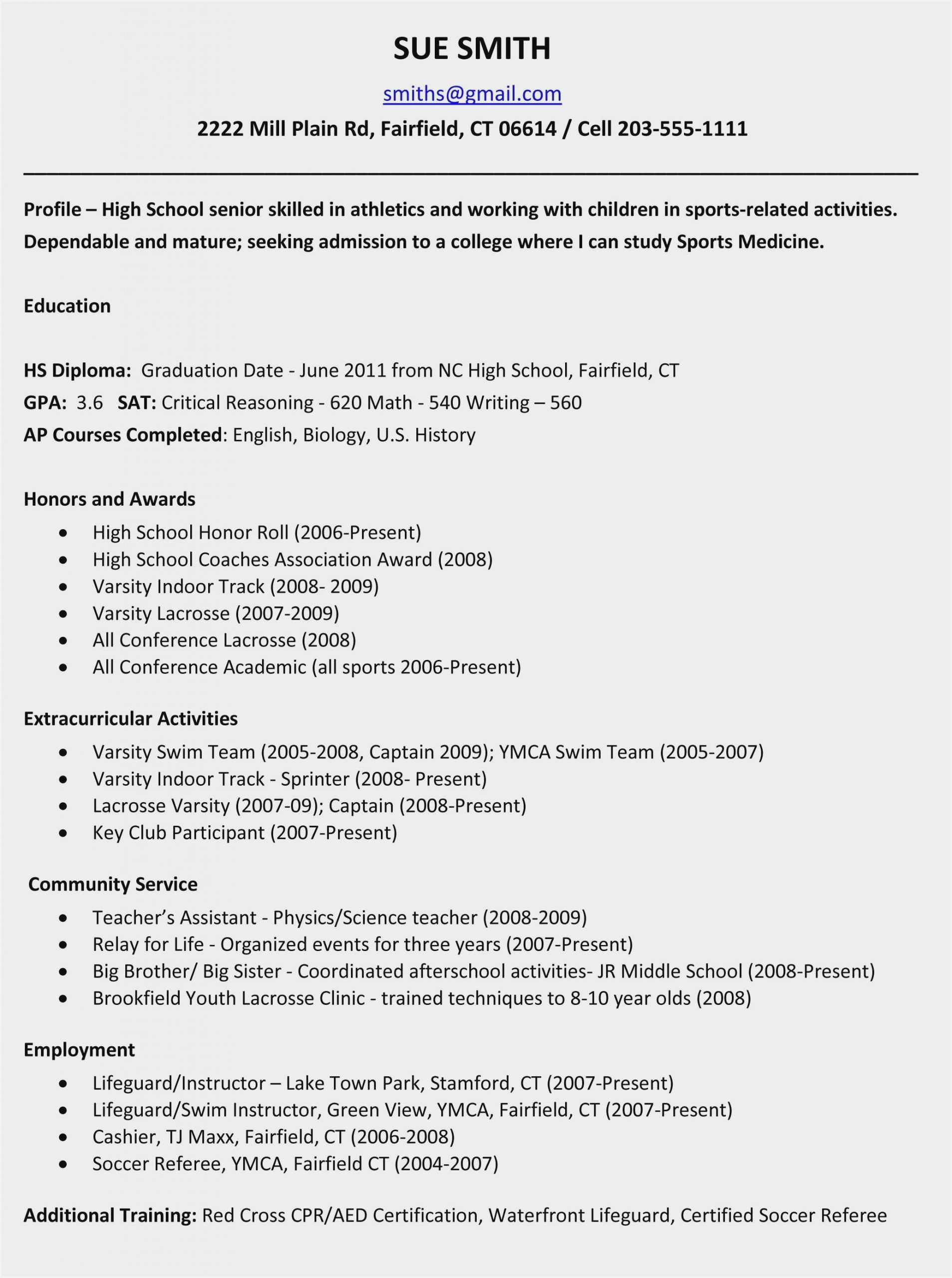 Free Cv Template For High School Student – Resume : Resume Inside College Student Resume Template Microsoft Word