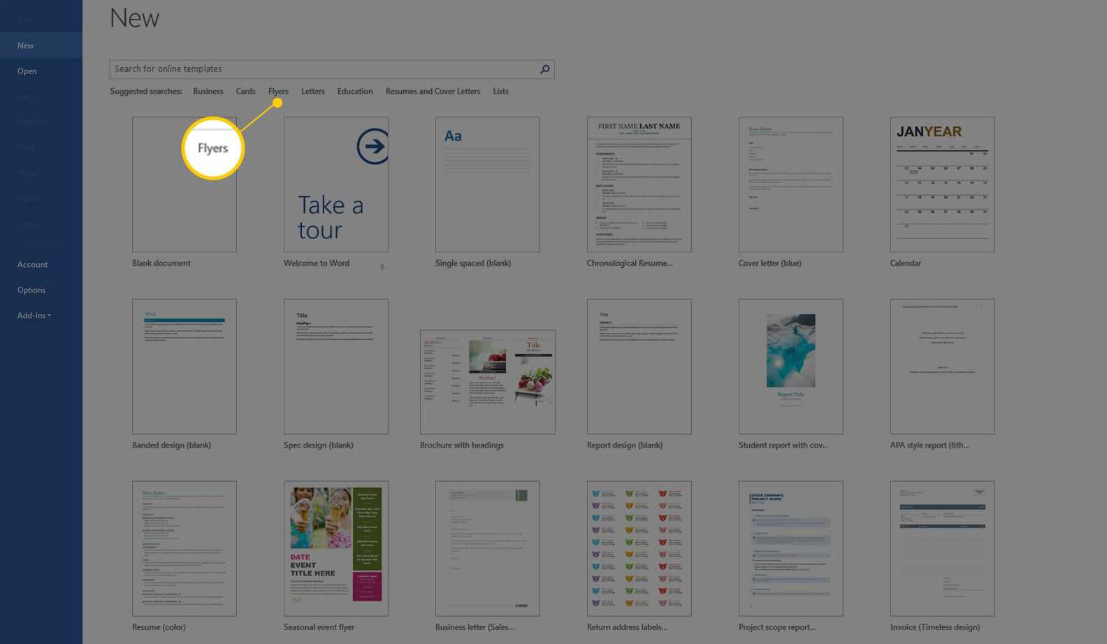 How To Make A Flyer On Word Inside Templates For Flyers In Word