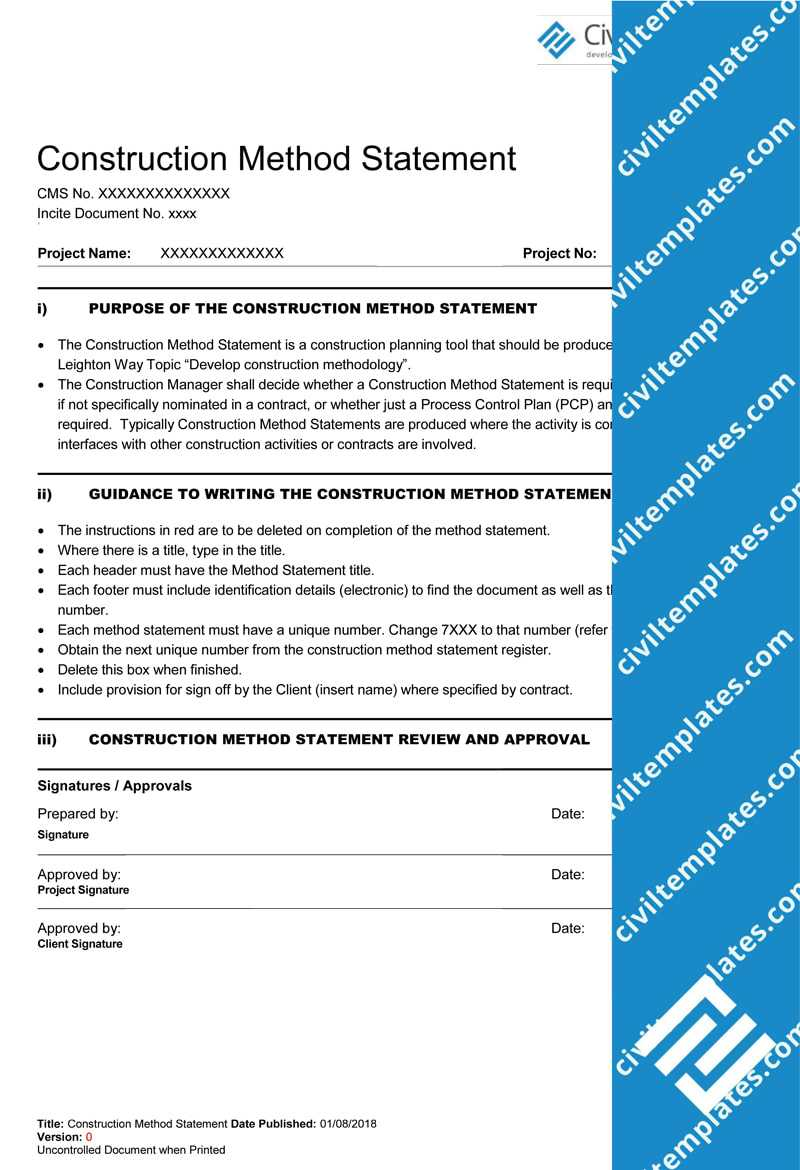 Quality Control - Civil Engineering Templates With Regard To Drainage Report Template