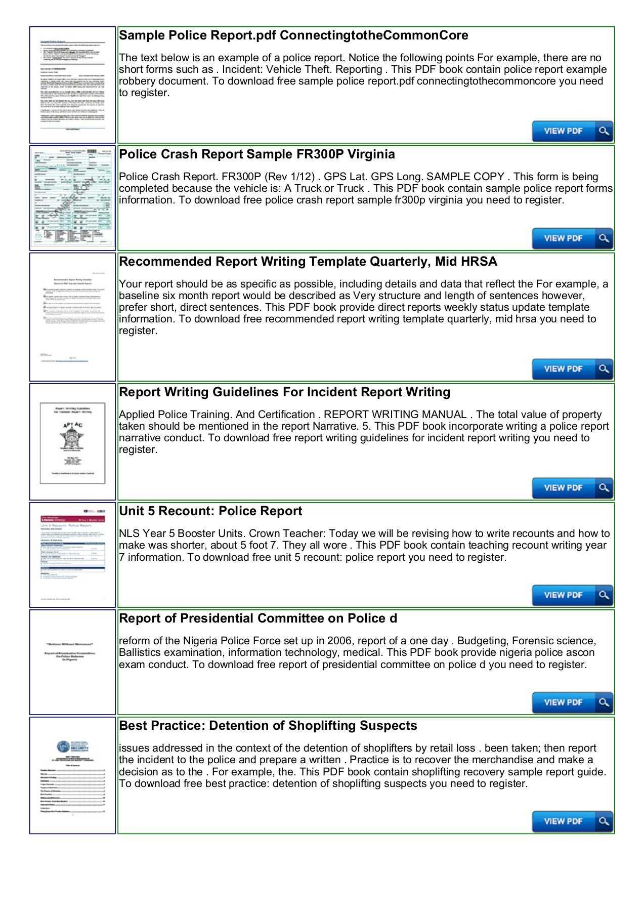 Report Writing Template Free - Calep.midnightpig.co With Report Writing Template Free